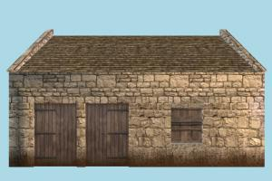 House house, barn, home, building, hut, cottage, shanty, shack, small, build, residence, domicile, structure