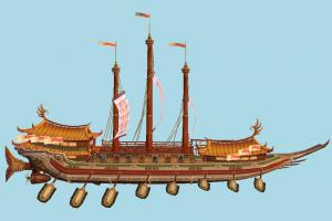 Pirates Ship pirate-ship, boat, sailboat, pirate, ship, watercraft, vessel, wooden, maritime
