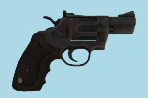 Revolver revolver, pistol, handgun, weapon, gun, firearm, arm