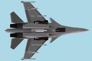 ESH-2501 Modern Fighter Jet