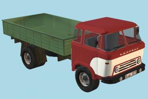 Kolkhida Truck tractor, truck, constructor, vehicle, carriage, car
