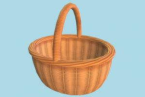Basket basket, bag, bags, wooden, shopping