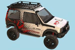 Offorad Car offroad, hummer, car, truck, vehicle, carriage, transport