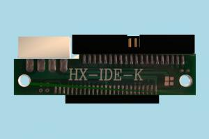 IDE Converter electric, circuit, computer, memory, hardware, ram, electronic, device, board