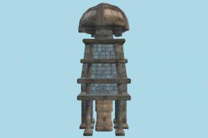Free Scrap 3D Models Download