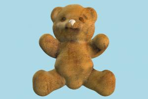 Teddy Bear teddy, bear, toy, baby, animal, animals, cartoon