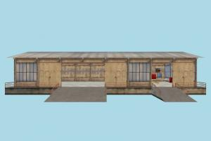 Garage garage, hall, washer, storage, house, building, build, structure