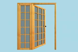 Patio Door door, wooden-door, patio, wooden, open, doors