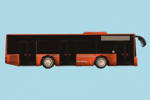 Passengers Bus bus, passengers, van, metro, transit, car, vehicle, truck, carriage