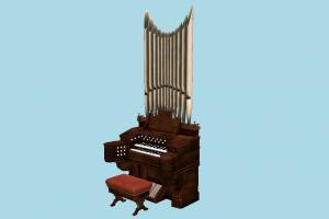 Old Piano organ, instrument, victorian, pipe, pump, vintage, antique, old, terror, piano, church, horror