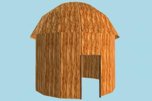 Hut hut, cottage, shanty, shack, cabin, small, house, farm, country, structure