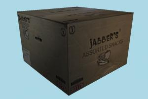 Jabbers Box crate, product, market, commercial, box