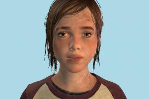 The Last Of Us - TLOU Ellie