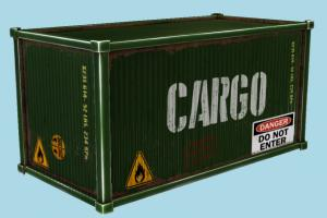 Container Cargo cargo, container, goods, crates, box, object, shipping