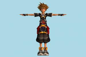 Sora boy, nerd, kid, child, male, man, people, human, children, character, cartoon, fantasy