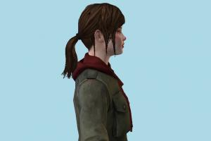 The Last Of Us - Ellie Winter Outfit
