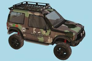 Offorad Car offroad, military, jeep, hummer, car, truck, vehicle, carriage, transport