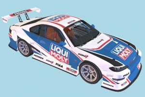 Nissan Silvia Car Nissan, Nissan-Silvia, car, rally, racing, wrc, vehicle, transport, carriage