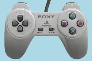 PS Controller playstation, console, controller, retro, classic, hand, electronic, device, old, ps1, ps2, device, play, station