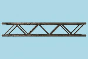 Girder girder, support, bridge, metal, structure