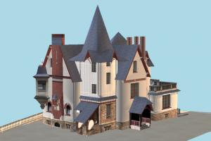 Castle castle, building, house, home, build, residence, mansion, palace
