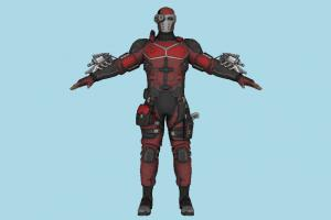 Deadshot marvel, super, hero, man, male, people, human, character
