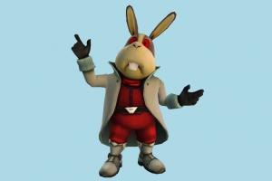 Peppy peppy, rabbit, bunny, donkey, animal-character, character, animal, animals, cartoon