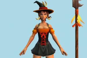 League of Legends Nidalee Witch
