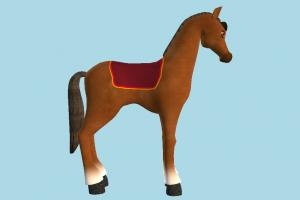 Horse horse, animal, animals, cartoon