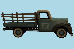 Pickup Truck pickup, car, vehicle, truck, carriage, farm
