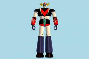 Grendizer ufo, grendizer, robot, robotic, iron, super, hero, character, cartoon