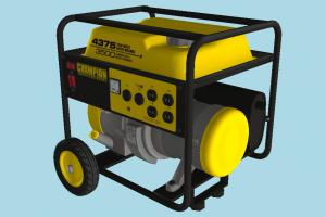 Power Generator power, generator, energy, diesel, gasoline, plug, fuel, engine, electric, object
