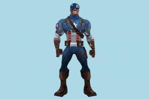 Capitan America marvel, hero, super, man, captain, people, male, human, character