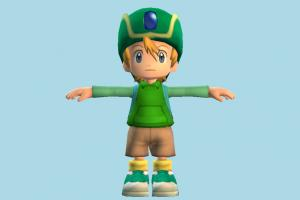 T. K. Takaishi Pokemon, Pokémon, Digimon, boy, children, male, people, human, character, cartoon