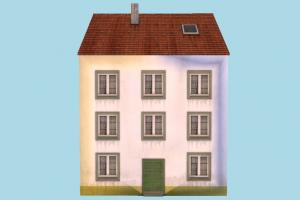 Apartment House house, home, building, hotel, build, apartment, flat, residence, domicile, structure