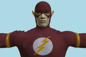 Flash Character