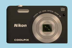 Camera Nikon camera, nikon, photograph, photography, photo, digital, filming, travel, objects