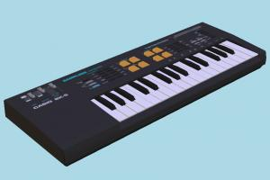 Org Keyboard org, sampler, keyboard, piano, music, casio, retro-radio, electronic, device, object