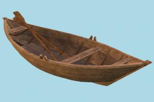 Wooden Boat boat, sailboat, watercraft, vessel, sail, sailing, river, maritime, marine, ship, wooden, row, rowing, rowboat, transport, float, oar, peddle