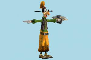 Goofy goofy, disney, animal-character, character, cartoon, human, toony