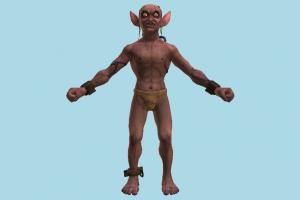 Gorllum Alien alien, monster, zombie, horror, evil, male, people, character, troll, mutant, mmorpg, freak, skinny, prisoner, lean, derelict, scrawny, abortion, gorllum, golliwog, renege, fantasy