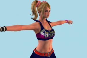 Lollipop Chainsaw Juliet Starling