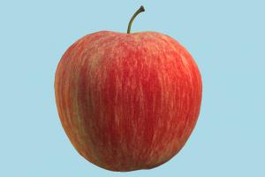 Red Apple apple, fruit, food, organic, garden, tropical, breakfast