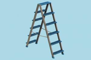 Ladder ladder, stairs, staircase, tool, object
