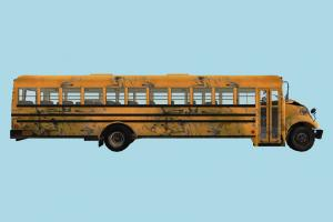 School Bus Wrecked preview